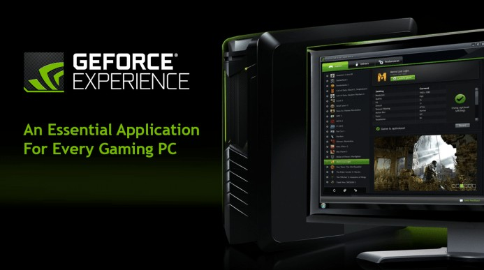 GeForce Experience 1.8.1 Brings Live Twitch Streaming