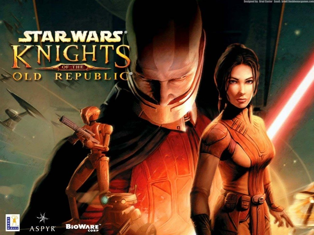 With Update 1.1, Star Wars Knights of the Old Republic Goes Universal on iOS