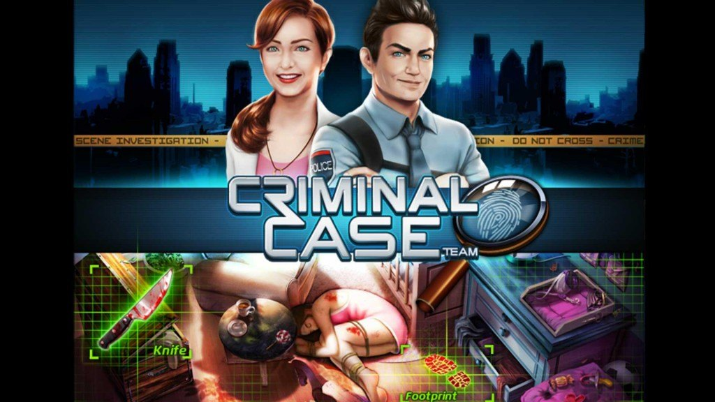 Criminal Case Takes Home Facebook Game of the Year 2013 Award