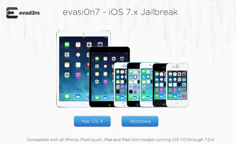 How to Jailbreak iOS 7 Using evasi0n7 For iPhone, iPad, iPod Touch