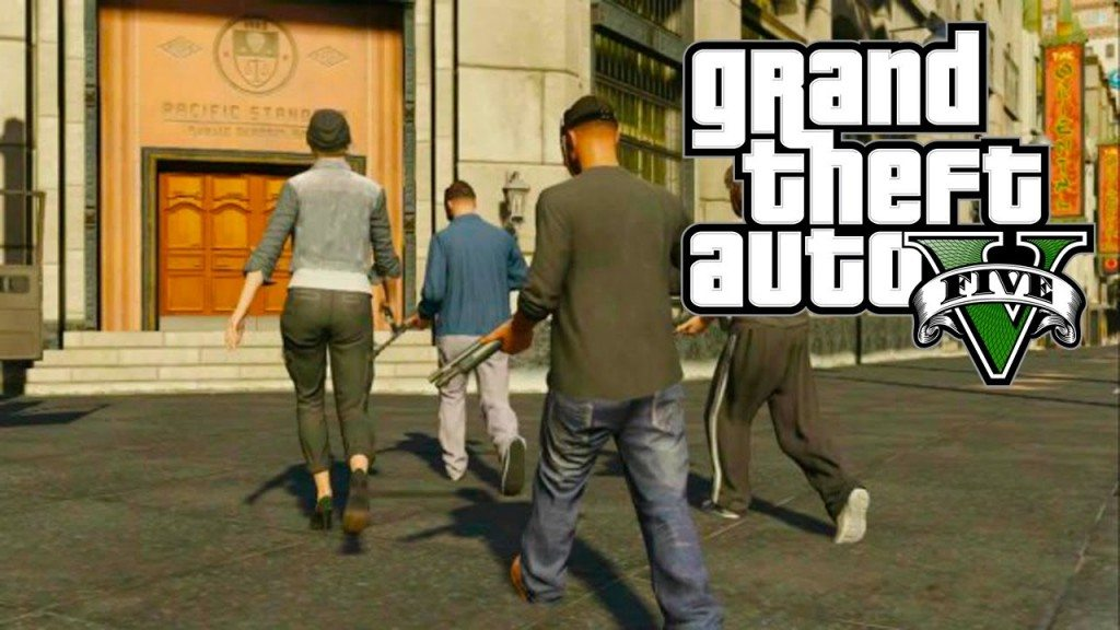 Grand Theft Auto Online Heists and Story Mode DLC Coming in 2014
