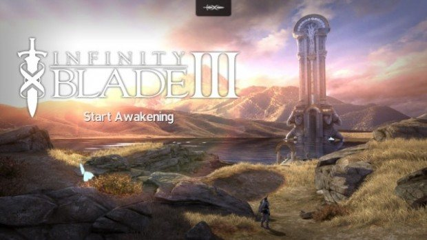 Infinity Blade trilogy for free