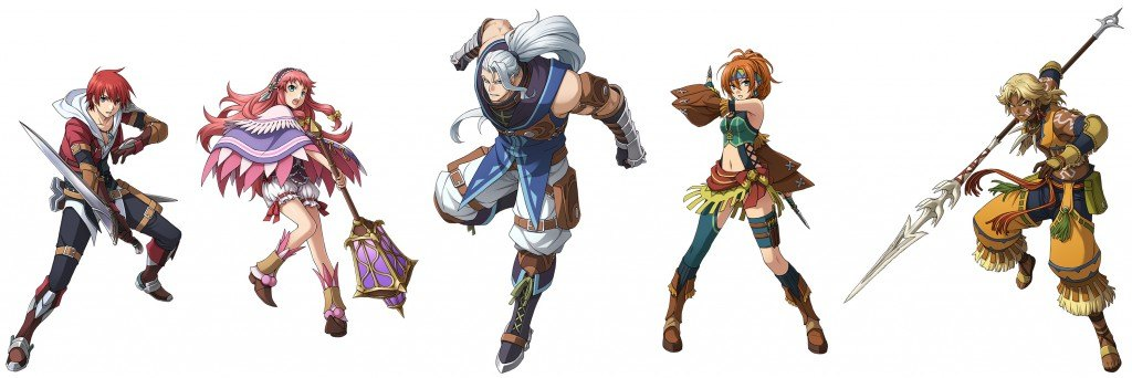 Ys: Memories of Celceta Comes to Europe on PS Vita in February 2014