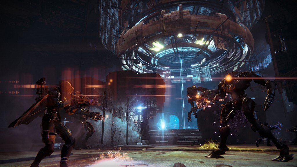 Destiny Skill Based Matchmaking & Guardian Gear Discussed by Devs