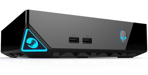 Steam Machines relegated from front page, Steam app