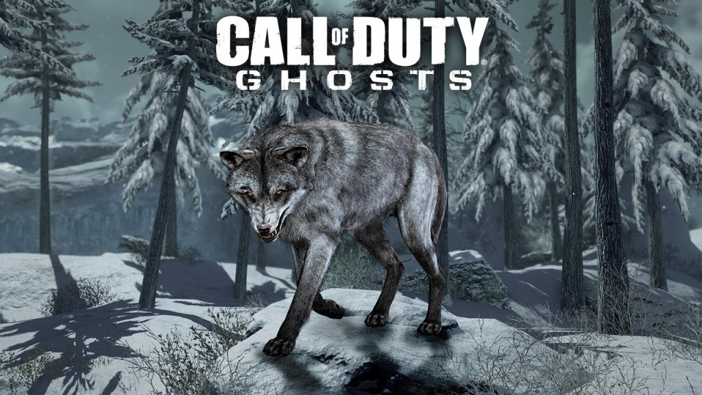 Call of Duty Ghosts Wolf Skin DLC Now Also On PSN And PC