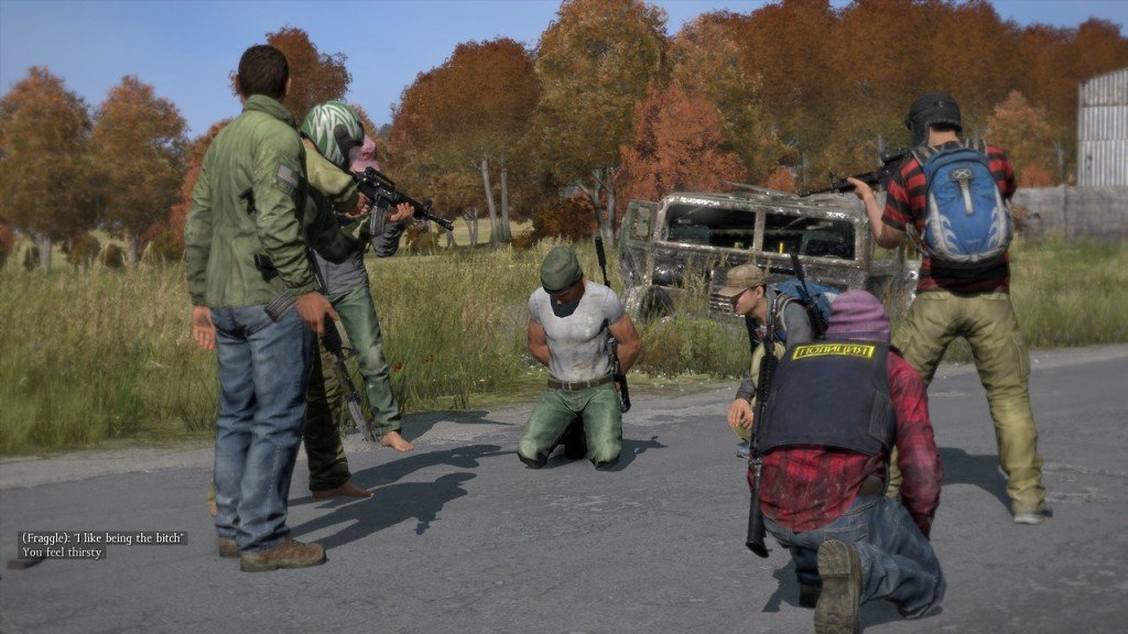 DayZ Development Team Doubles in Size; New Cooking System on the Way