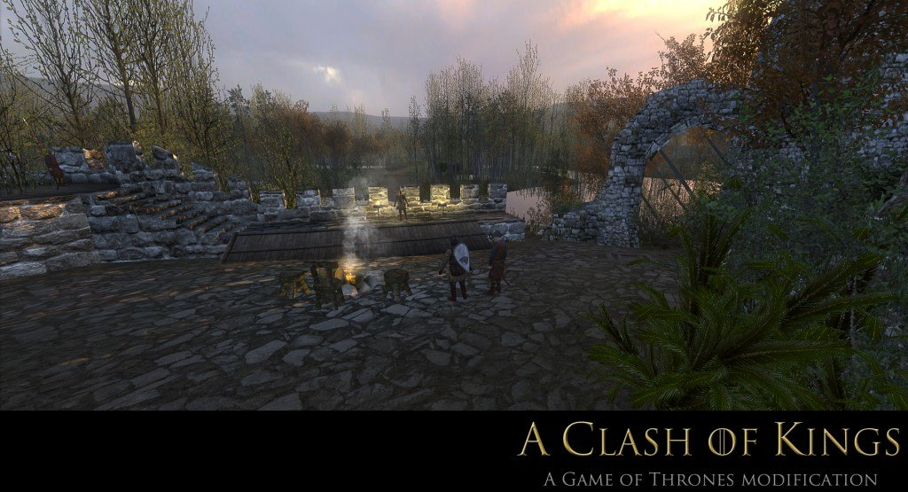 Go To Westeros And Play Game of Thrones in Mount and Blade Mod