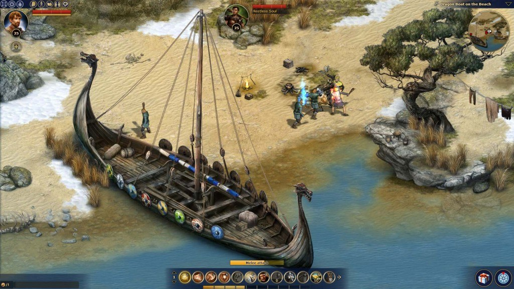 Herokon Online Adds Thorwal Region And New Blade of Destiny Campaign
