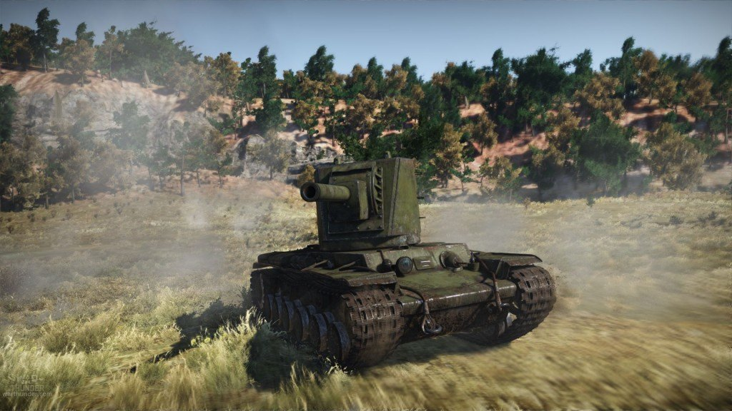 War Thunder Adds Tanks And Map - Explains Why There Won't Be 32 by 32 Battles