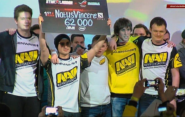 Dota 2 Na'Vi Wins Starladder S8 + DK Wins G-League 2014