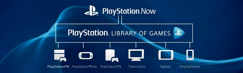 PlayStation Now is Sony's Game Streaming Service