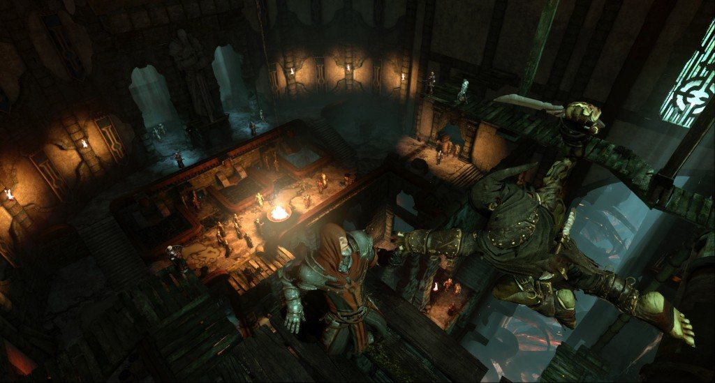 Stealth Action Game 'Styx: Master of Shadows Announced on PC