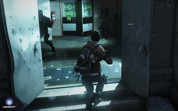 The Division dev
