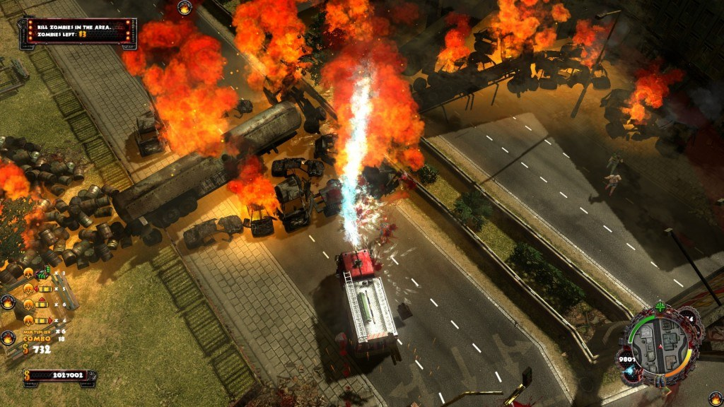 Zombie Driver HD Getting Pulled From Japan's XBLA And PSN Due To Publisher Bankruptcy