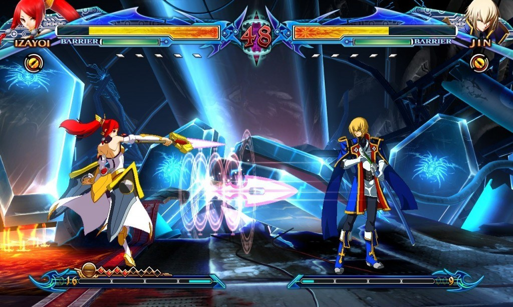 Fighting Game BlazBlue: Chrono Phantasma Coming to PS Vita in April