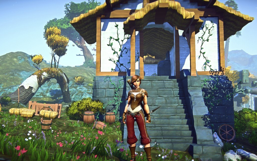 Everquest Next Landmark Will Make Money in Phases During Testing