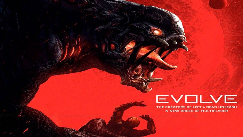 Turtle Rock Teases New Monster Type and Map For Evolve
