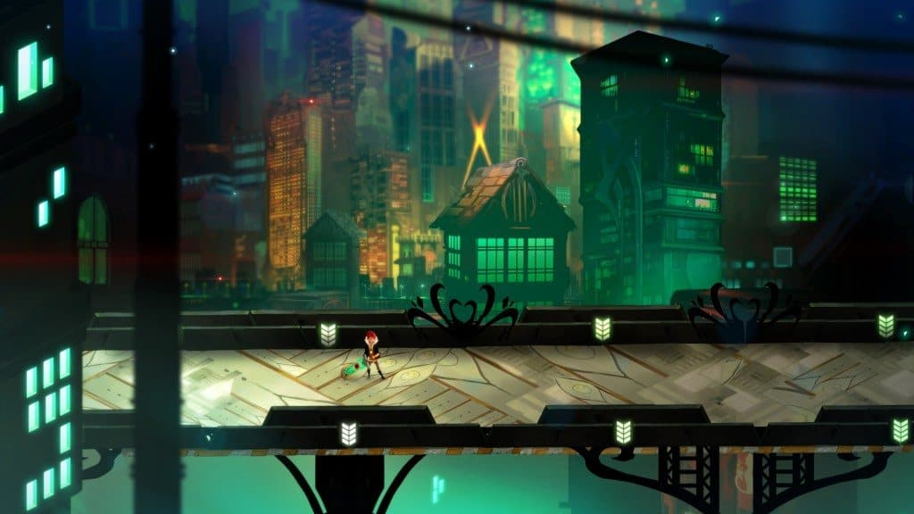Instant Game Collection for February Features Transistor, Apotheon, Thief and More