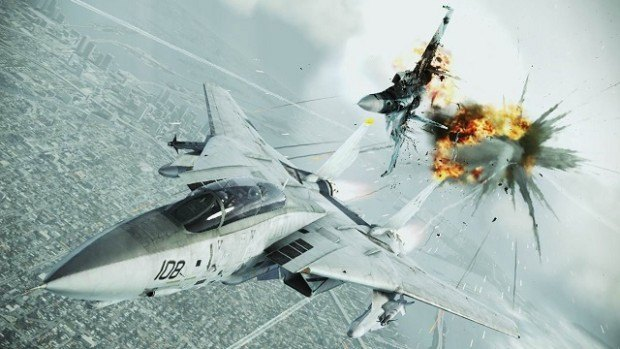 Ace Combat and Ridge Racer Remake