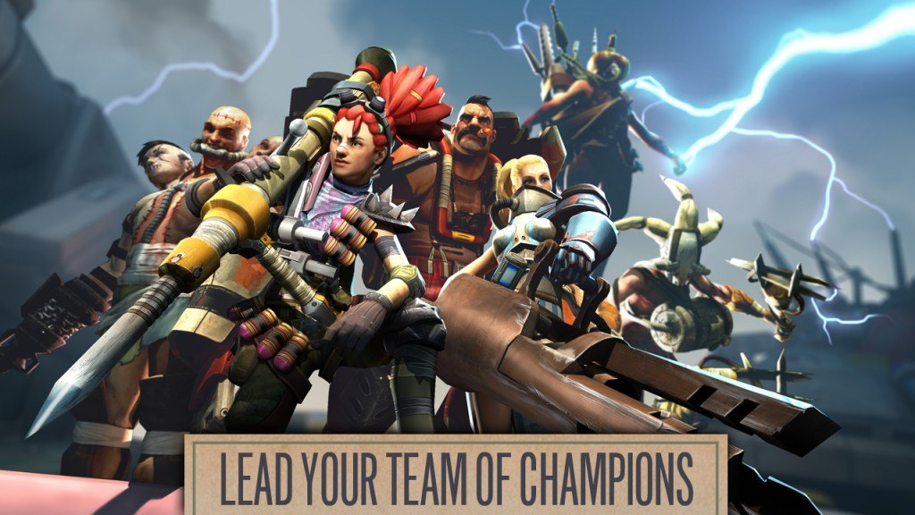 Aerena: Clash of Champions Relaunches On Steam