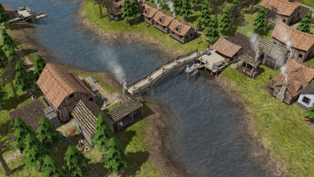Banished Build Simulation Out Now - Top 3 Places To Buy