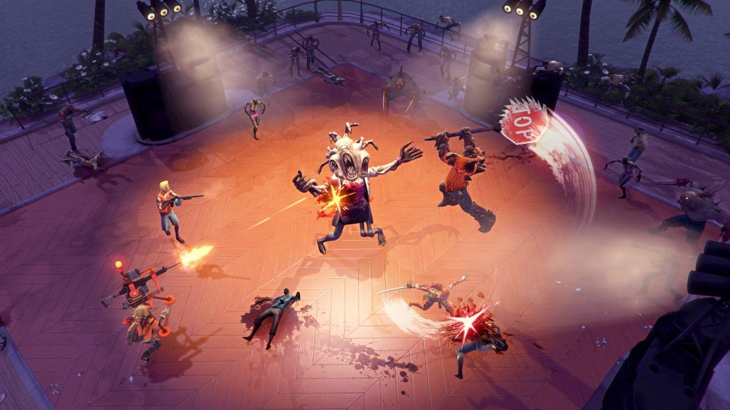 Dead Island Epidemic, the 'ZOMBA' Game, Enters Beta Today