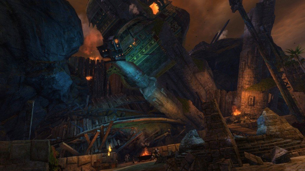 Guild Wars 2 Attack on Lion's Arch Update is Out Today, Patch Notes Released