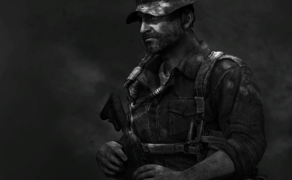 Check Weapon Skins and Captain Price in Call of Duty: Ghosts