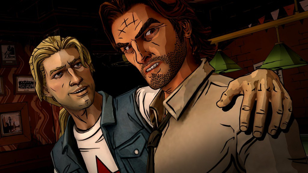 Telltale Games Teased The Wolf Among Us 2?