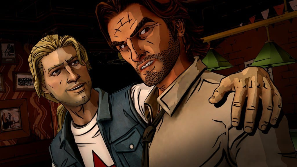 The Wolf Among Us Retail Version Listed for Playstation 4 and Xbox One