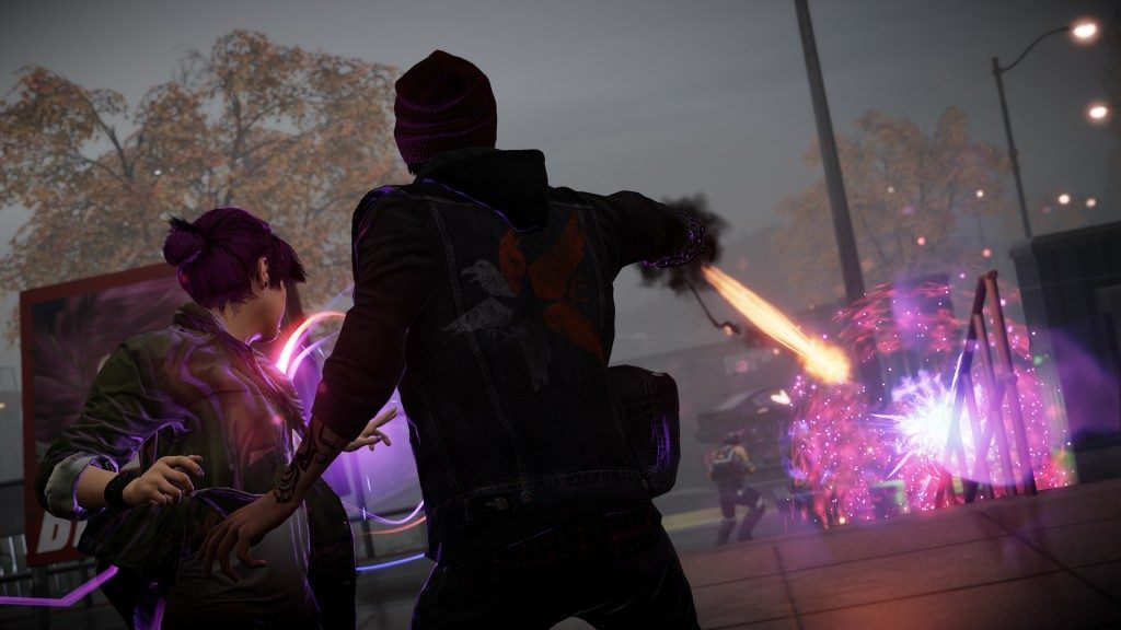 Infamous: Second Son Update Will Make it Screenshot Friendly