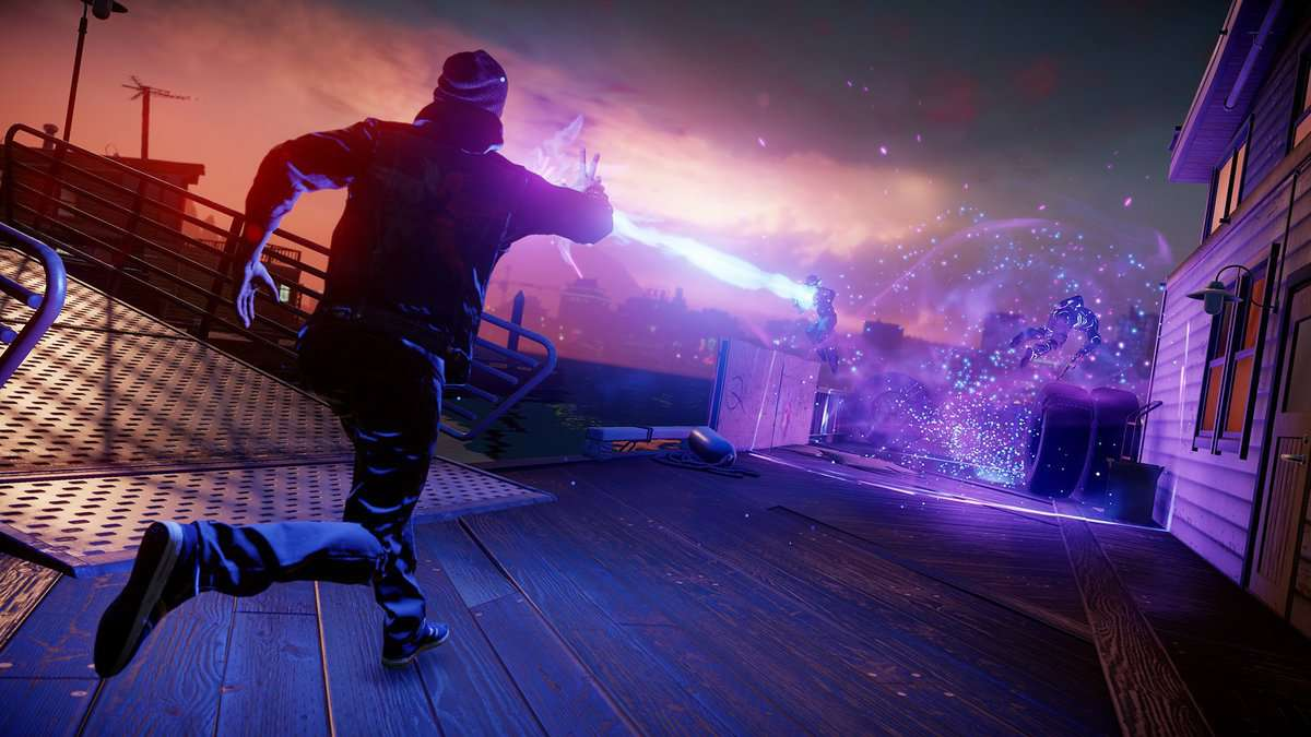 inFamous: Second Son Comes Out on Top on UK Charts for the 12th Week