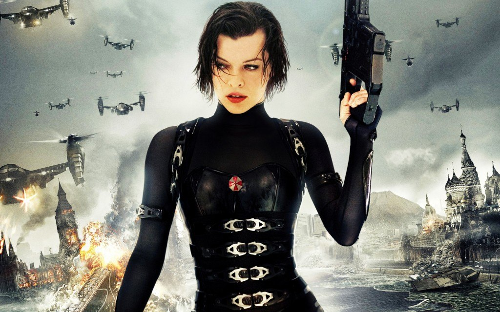 New Resident Evil Movie Isn't Quite in Motion Yet, Says Writer/Director