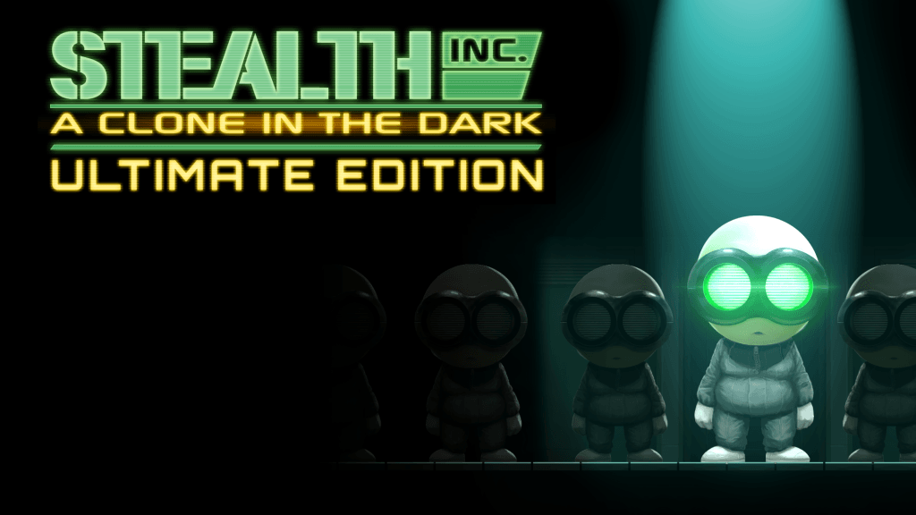 Stealth Inc is Coming to PS4 as Stealth Inc: A Clone in The Dark Ultimate Edition