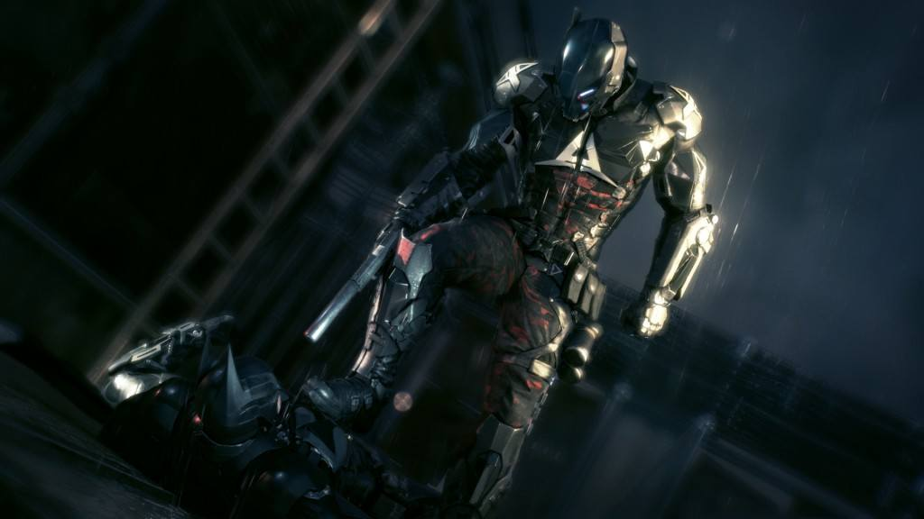 Batman: Arkham Knight Combat Upgrades And 'Fear Takedown' Detailed