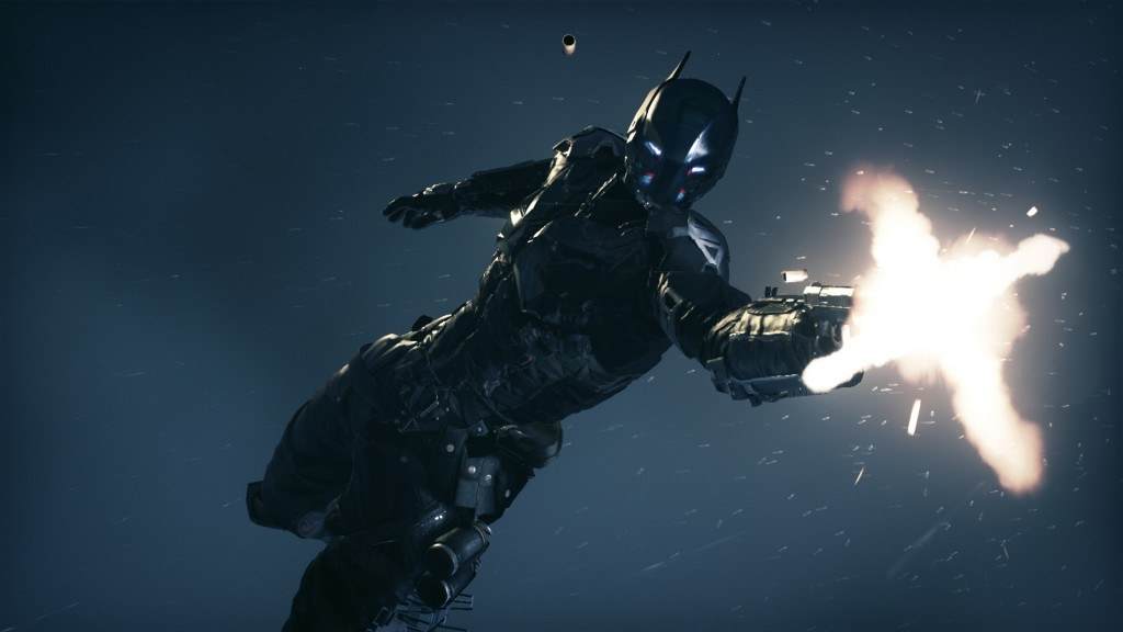 Batman: Arkham Knight Screenshots Show China Town and Batmobile Challenges
