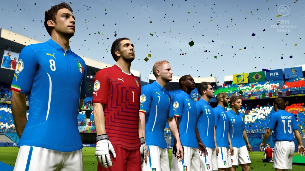 2014 World Cup Demo