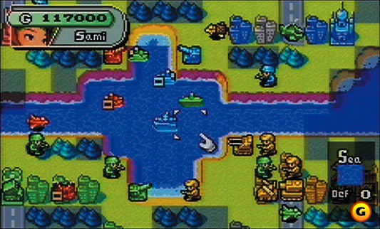 Wii U Virtual Console Service Gets GBA's Title Advance Wars