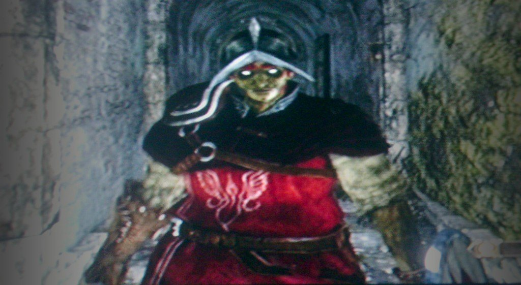 Dark Souls 2 - Day 1: It's Not Easy Being Green