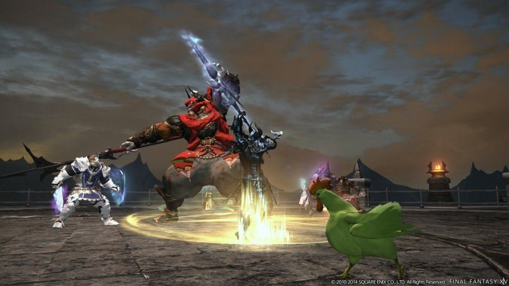 Final Fantasy XIV: A Realm Reborn Patch 2.2 Discussed By Naoki Yoshida