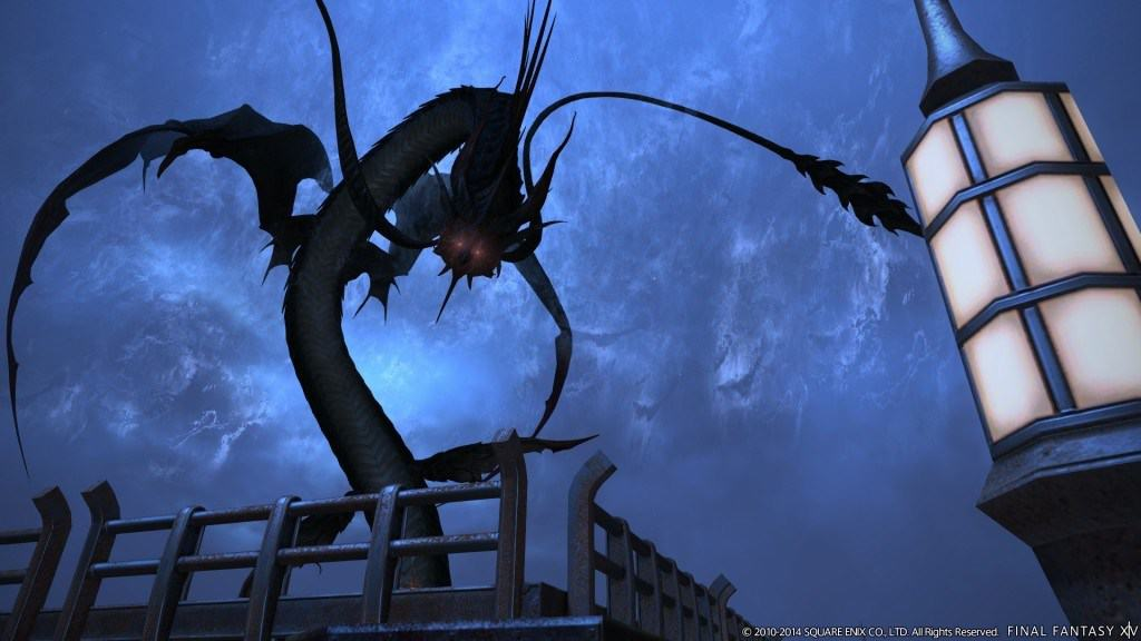 Square Enix Bans 1300 Final Fantasy 14: A Realm Reborn Accounts