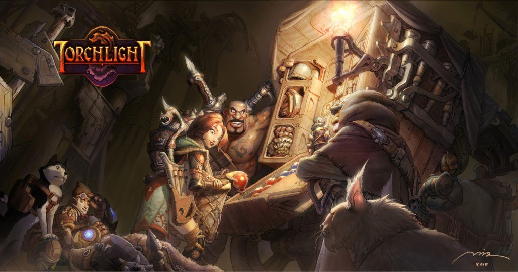 Torchlight Developers and Runic Co-founders Quit Studio to Work Independently