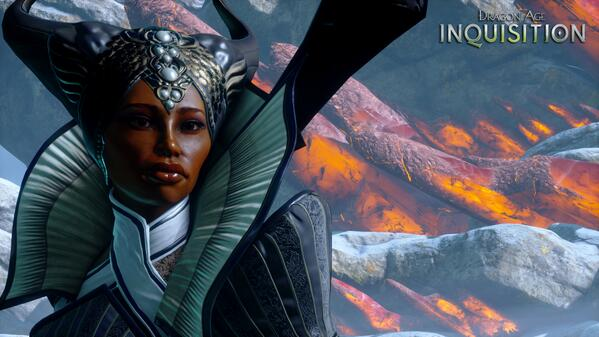 Dragon Age: Inquisition New Follower Vivienne Announced by BioWare