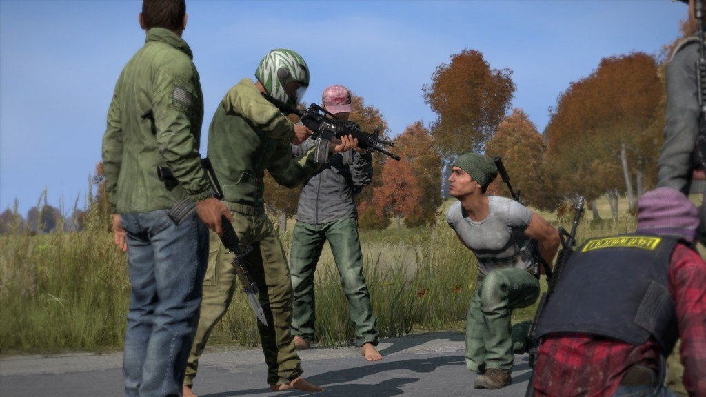 You Can Watch The Final of DayZ Survivor GameZ on Twitch