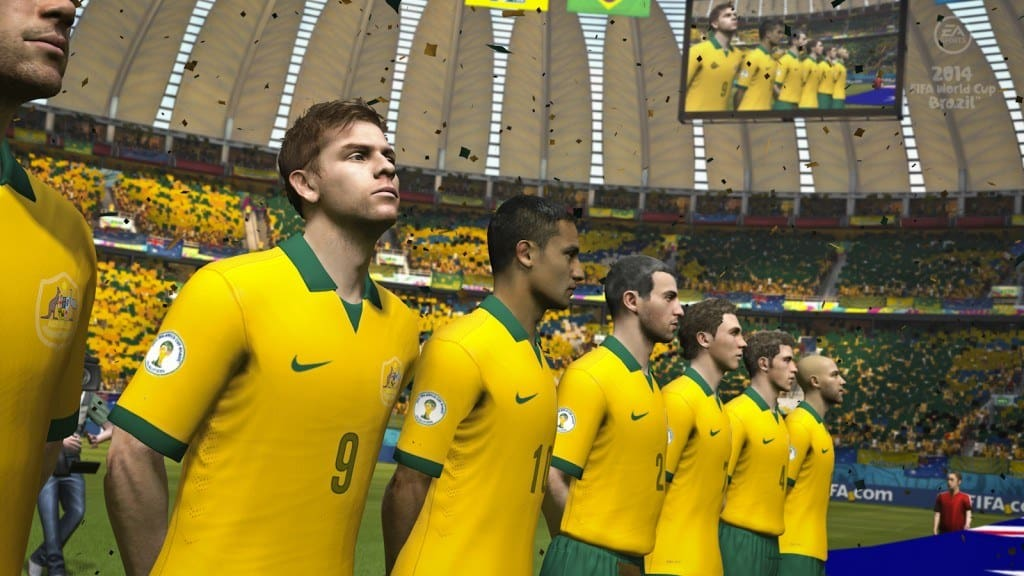2014 FIFA World Cup Brazil Launches Today for Xbox 360 and PS3