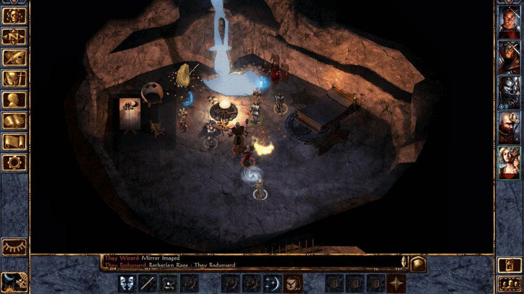 RPG Baldur's Gate Enhanced Edition Out Now For Android
