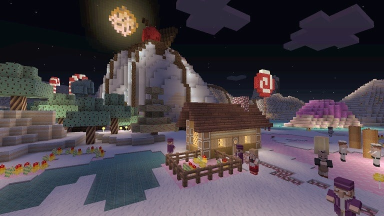 Minecraft Xbox 360 Edition Gets Candy Texture Pack | SegmentNext