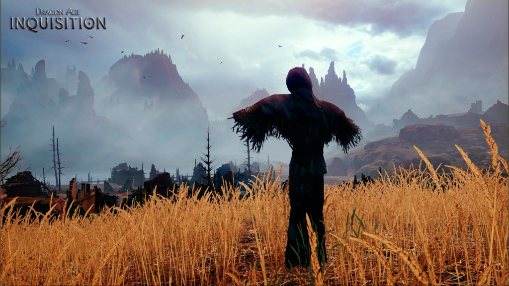New Dragon Age: Inquisition Screenshot Shows off Exalted Plains Again