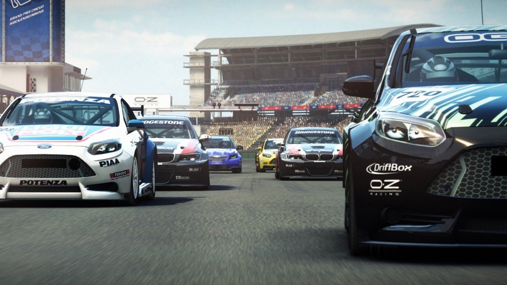 Grid Autosport Gameplay Features Detailed in New Videos